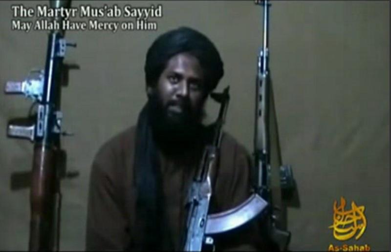 Ali Jaleel, aka Mus'ab Sayyid