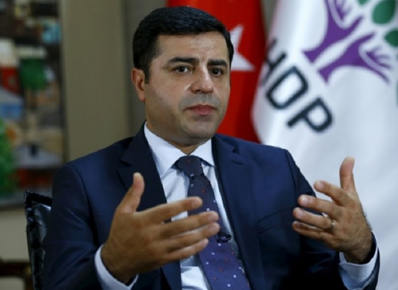 Selahattin Demirtas  Peoples' Democratic Party HDP