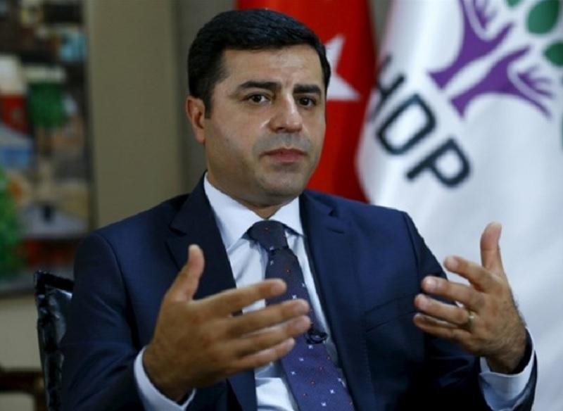 Selahattin Demirtas  Peoples' Democratic Party HDP