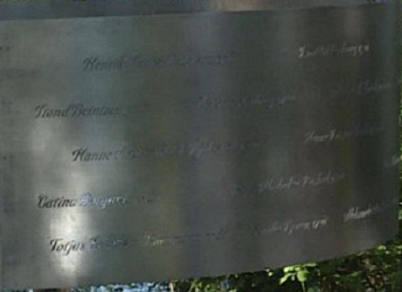 Utøya memorial4