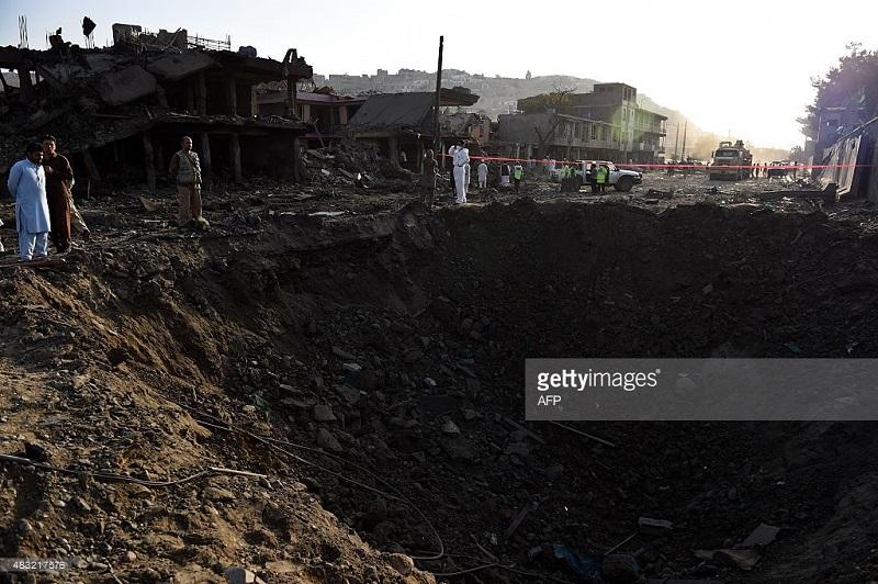afghan bomb