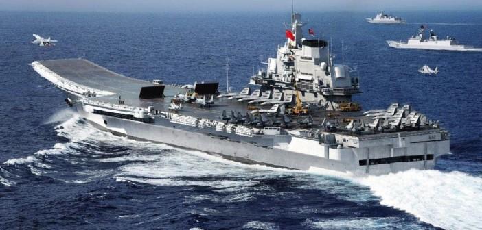 China-CV-16-Liaoning-aircraft-carrier-pla-navy-J-15-flying-shark-takeoff-2-702x336