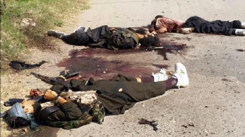 peshawar afb terrorists