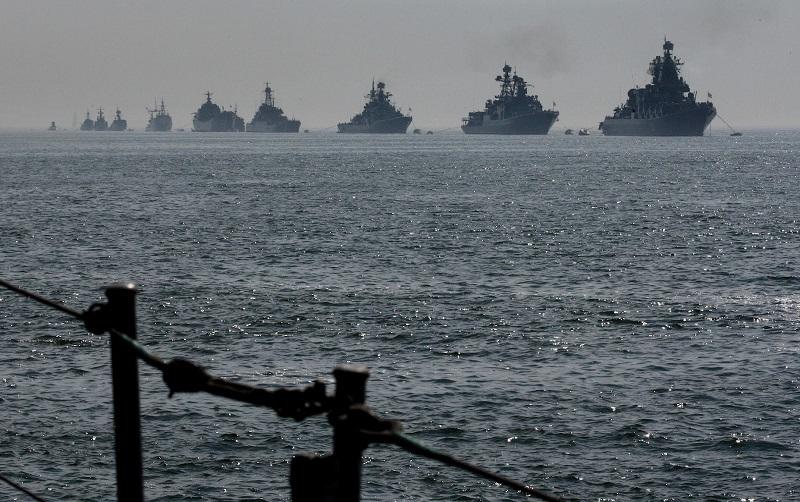 russian fleet at tartous