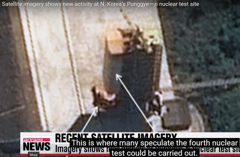 Punggye ri Nuclear Test Site