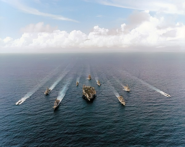 USS John C Stennis Battle Group