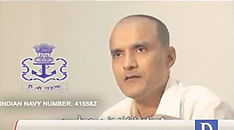 Commander Kulbushan Yadav