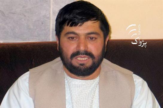 Gen. Mohammad Naeem Momin.