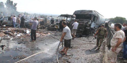 syria tartus bomb